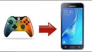 Tuto - Comment connecter sa manette d'Xbox One sur son smartphone