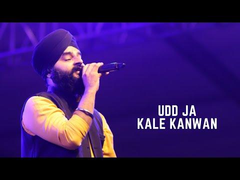 Udd Ja Kaale Kanwan - Unplugged Cover | Amandeep Singh | Gadar | Udit Narayan | Sunny Deol | Ameesha