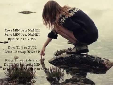 Kurdish liebeslied Musik - Bo te Esmer dilbera Min