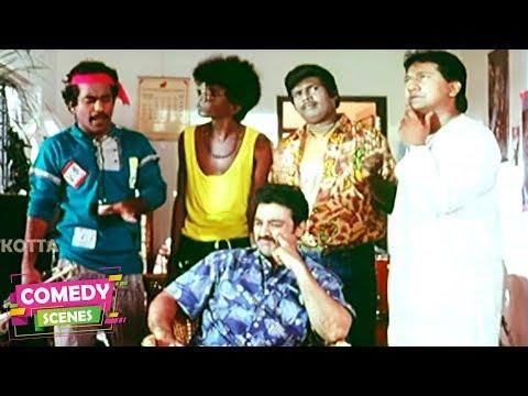 | Vadivelu | Kamal | Goundamani | Charlie | Ultimate Comedy