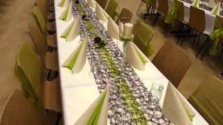 Repeat youtube video Tischdekoration / 60er Jubiläum Geburtstags Deko Geburtstagsparty Alesias Event & Deko