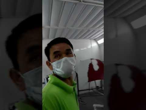 Auto spray painter in auto z company Doha Qatar