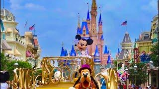 A Magical Magic Kingdom Day! | Walt Disney World | New Castle, Super Low Crowds, & COVID-19 Changes!