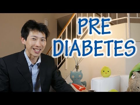 You May Have Pre Diabetes and Not Know It