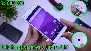 Rp 600rb! Unboxing Sony Xperia Z5 Compact Versi Harga Ancur