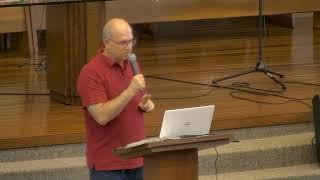 Culto manhã - Rev. Marcos Alexandre 17/11/19