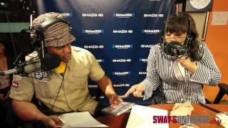 Jackee Harry explains Brother White on #SwayInTheMorning