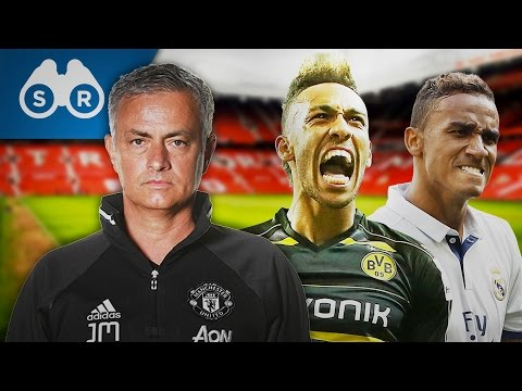 Top 5 Players Manchester United NEED To Sign!