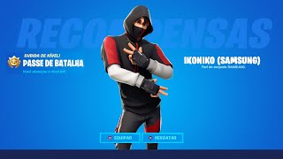 HOW to GET IKONIK WITHOUT the PHONE-FORTNITE @blackjacktrade