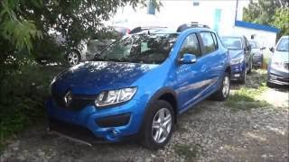 видео Технические характеристики Renault Sandero Stepway
