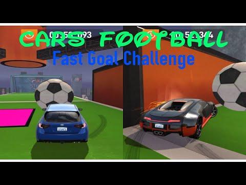 3D Cars Soccer Challenge 2  Car Stunt Races Mega Ramps Game Play HD