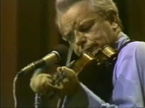 Sen. Robert. C. Byrd plays Bluegrass @ The White House 1980