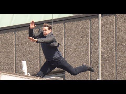 O acidente de Tom Cruise no set de 'Missão Impossível 6'