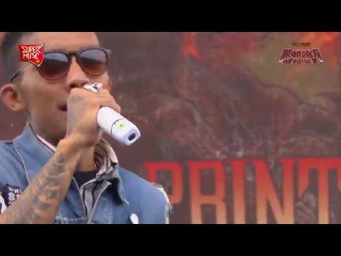 SIR IYAY Live at HELLPRINT - MONSTER OF NOISE 2