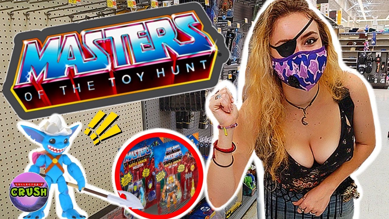 Download MOTU Toy Hunt and Plunderlings Unboxing!