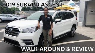 2019 Subaru Ascent   Walk Around & Review