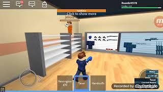 Der Versuch, aus dem Gefängnis zu entkommen (Roblox)