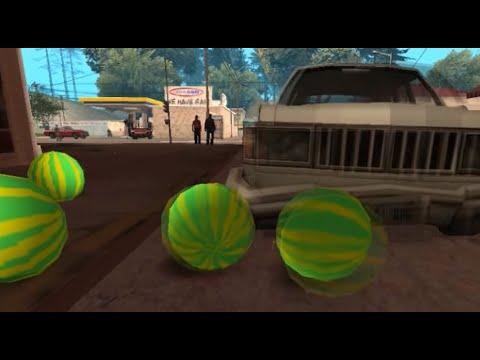GTA San Andreas: O' Trerrote