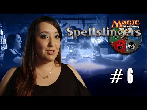 "Day[9] vs. Michelle ""Esper"" Roberson in Magic: The Gathering: Spellslingers Season 2 Ep 6"