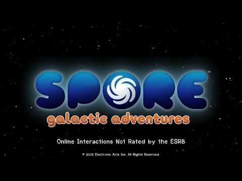 [spore] : Galactic Adventures # 1