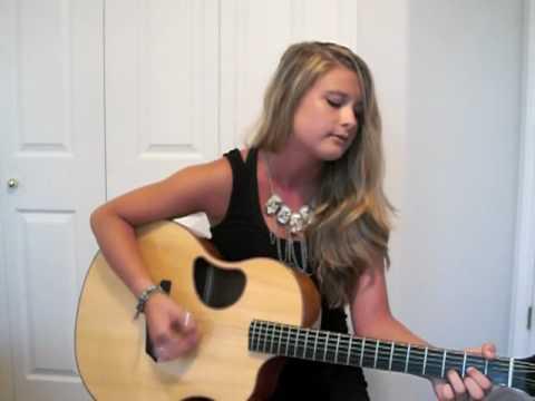 """Me Singing """"Teenage Dream"""" by Katy Perry"""