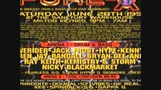 Pure-X - Nicky Blackmarket Skibadee Trigga Bassman -