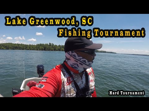 Lake Greenwood, SC Fishing Tournament