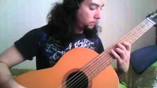 Seven tears are flowing for the river acustic version (mas corta)