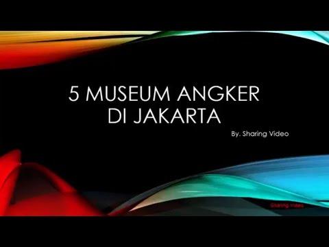 Sharing Video - 5 Museum Angker di Jakarta. wajib nonton yang bernyali besar