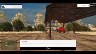 Farming Simulator 2015  Как добавить снег на карту  How to add snow on the map