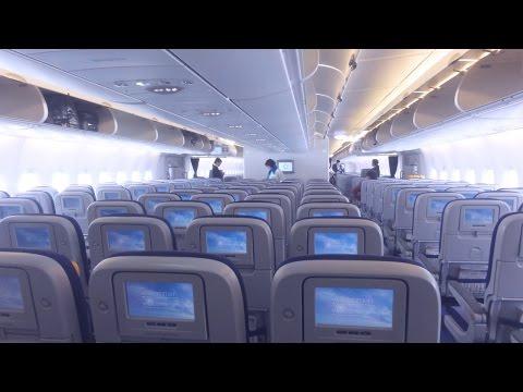 Lufthansa Airbus A380 Again: Flight LH 729 Shanghai - Frankfurt