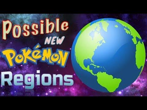 Where Will the Next Pokemon Region Be?