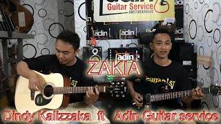 ZAKIA    Dindy Kalizzaka FT Adin Guitar Service