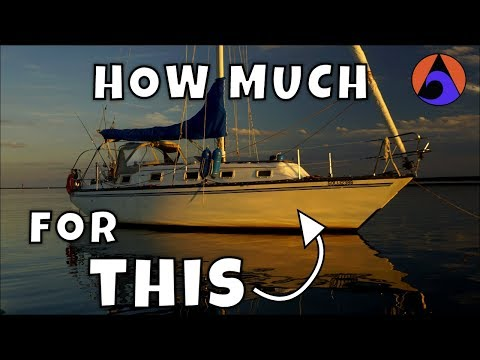 How much does it cost to buy a sailboat? להורדה