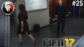 FIFA 17 FR L'aventure Mode Histoire #25 Demi-finale Emirates Cup - Le Coach Matte Un Cul