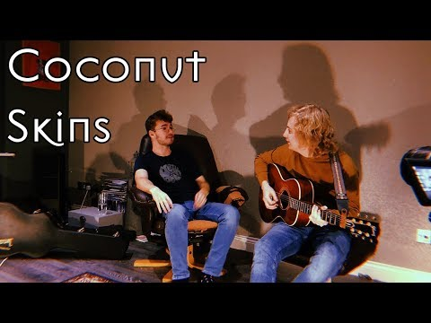 Coconut Skins Covered By Fen Road Studios