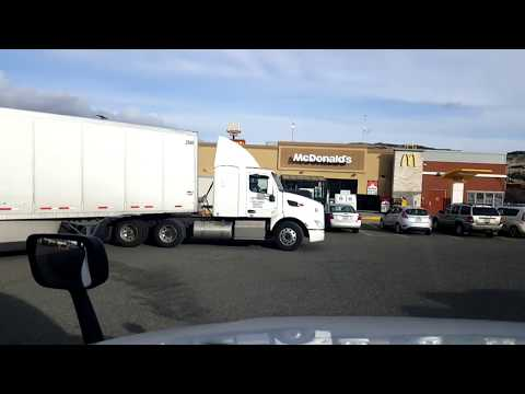 BigRigTravels LIVE! Biggs Junction, Oregon to Kennewick, Washington I-84 & I-82-Nov. 27, 2017