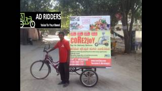 AD RIDDERS (Tri Cycle ADS In Hyderabad)