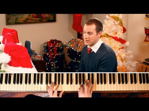 "How to Play ""Jingle Bells"" on Piano 