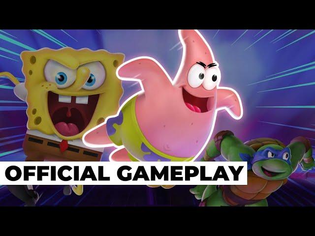 Nickelodeon All-Star Brawl (видео)