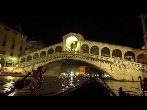 Barcarole (Offenbach) - The Philadelphia Orchestra - Venice  by gondola