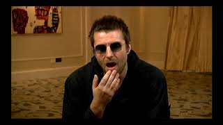 Liam Gallagher Interview on The Project (2018)