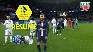 Paris Saint-Germain - Amiens SC ( 4-1 ) - Résumé - (PARIS - ASC) / 2019-20