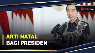 Jokowi: Perayaan Natal Momentum Menumbuhkan Rasa Menjaga Sesama - JPNN.com