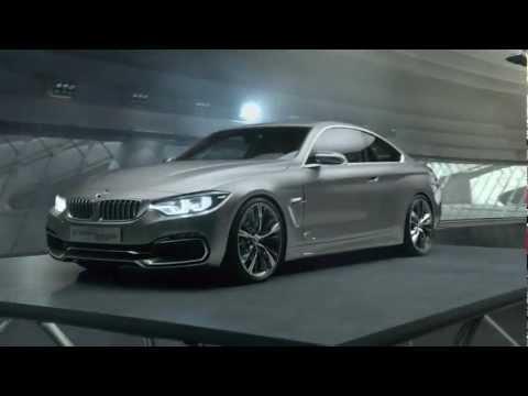 2013 BMW 4 Series Coupé First Commercial 2013 Carjam TV HD Car TV Show