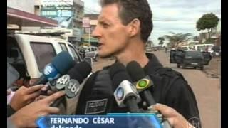 GO: Polícia prende três em operação em Valparaíso de Goiás