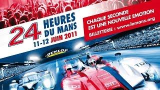 2011 Le Mans 24 Hours Eurosport coverage Part 5 HD