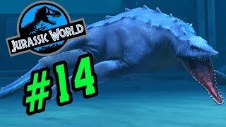 Jurassic World The Game Mobile - Leptocleidus Sở Hữu Quái Vật Đại Dương - Công Viên Khủng Long #14