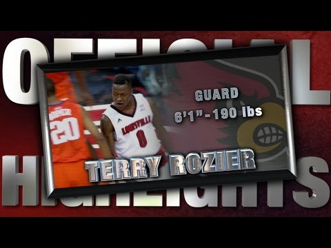 Louisville Guard Terry Rozier   2014-15 Official Highlights