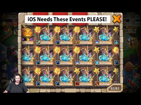 Android Events are INSANE Rolling 30k For GunSlinger Castle Clash
